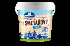 Farmářský smetanový jogurt bílý 1 kg