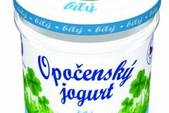 6209 - Opočenský jogurt bílý 150 g