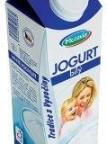 6200 - Jogurt bílý 3,5% 1 l