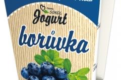 6239 - Jogurt borůvka 250 g