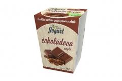 6240 - Jogurt čokoláda 250 g